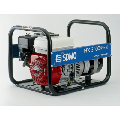 Генератор SDMO HX 3000