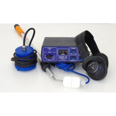 «Лидер-1110» течеискатель акустический с функцией поиска кабеля