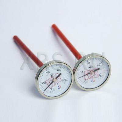 Термометр биметаллический с игольчатым штоком РОСМА БТ3