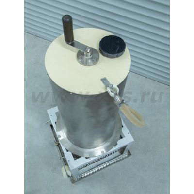 Переносная установка Экран-80В40 для осаждения серебра