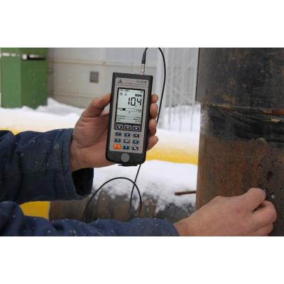 Толщиномер ультразвуковой А1208