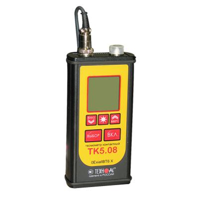 Термометр взрывозащищенный  ТК-5.08 с одним зондом