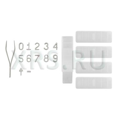 Знаки маркировочные №8 (цифры)