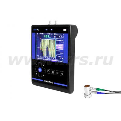 Толщиномер ультразвуковой УДТ-40 универсальный