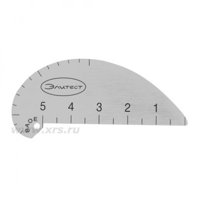 Универсальный шаблон сварщика УШС-1 ЭЛИТЕСТ (УШК-1 Красовского)