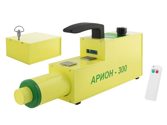 Комплектация рентгеновского аппарата Арион-300 Моноблок